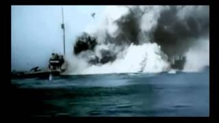 Морские сражения  второй мировой войны под хорошую музыку