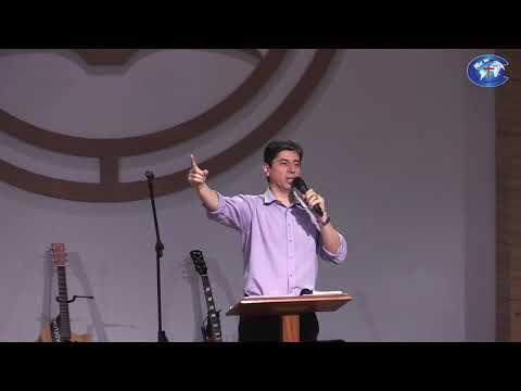 Pregação Pr. Carlos  