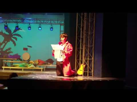 Dress Rehearsal - The Palo Alto Children's Theatre production of The Ballad of Phineas McBoof