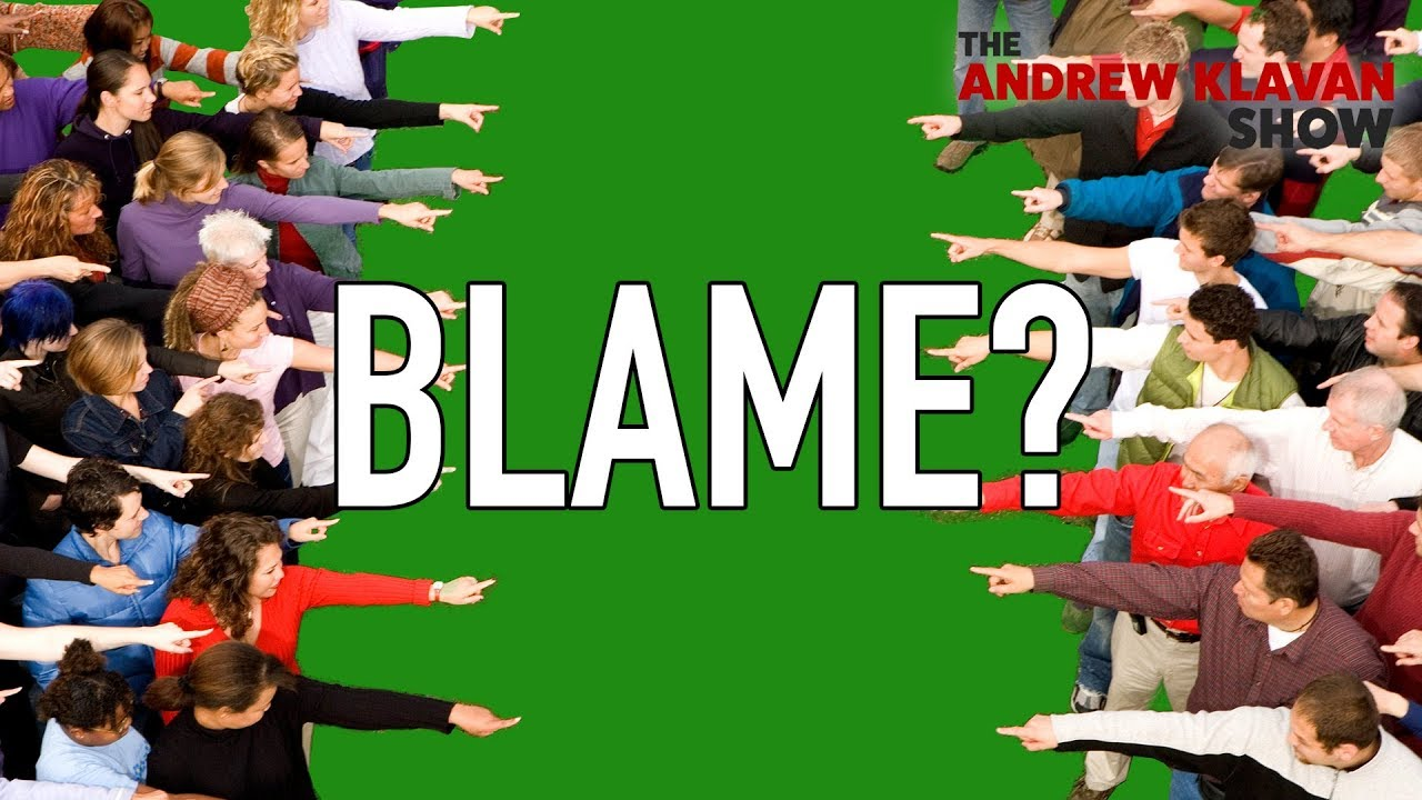 Who Is To Blame When Evil Strikes?