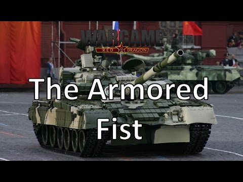 Wargame Red Dragon - The Armored Fist