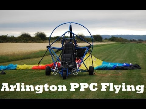 PPC Flying to Camano Island from Arlington, WA State