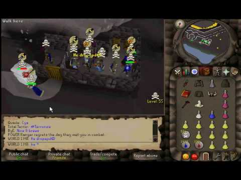 Musket Pk video 5 Ft Team Terrorize Mage Bank