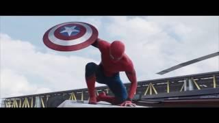 """Костюм паучка в """"Человек- паук Возвращение домой"""""""