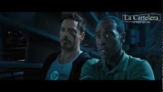 Iron Man 3 - Trailer Final Español Latino [1080HD]