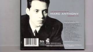 "Marc Anthony ""Hasta Que Te Conoci"""