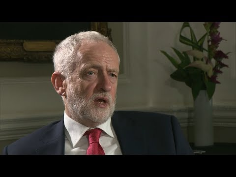 video: Nato should de-escalate conflict with Russia and focus on inequality, says Jeremy Corbyn