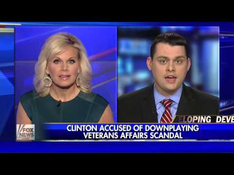 Clinton accuses GOP of hyping VA scandal, veterans fire back