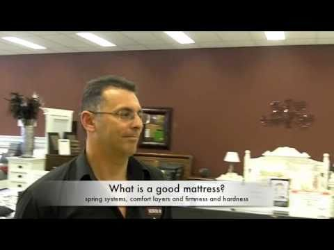 What Makes A Good Mattress? Chiropractor Perth