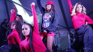 Ludmilla Live In Newark @Lit 21 (part 1)