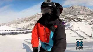 GoPro HD: Winter X Games – Gold Medalist Tom Wallisch Slopestyle Uncut