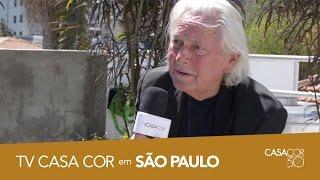 TV CASA COR entrevista o designer Ingo Maurer