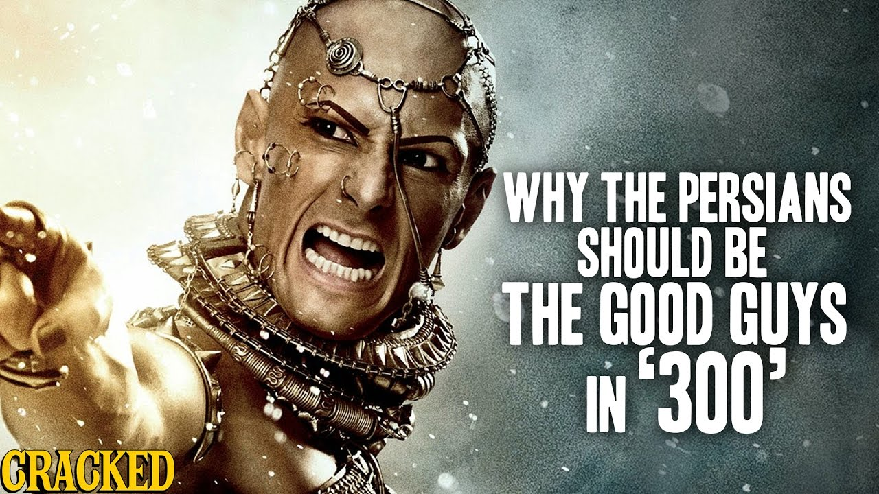 Why The Persians Should Be The Good Guys In '300