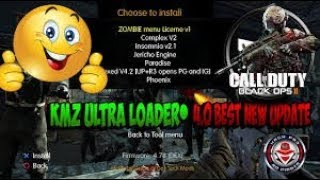 how to mod bo2 with KM.Z ultra (With injector)