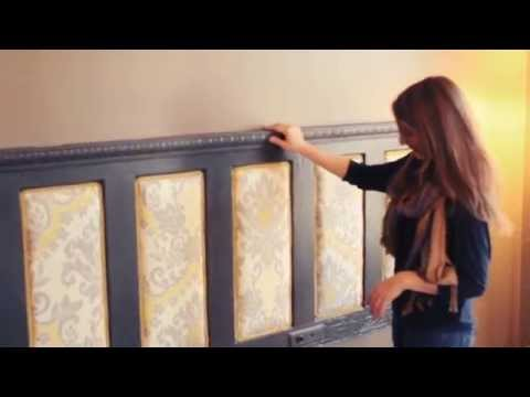 Make an Upholstered Headboard -- Buildipedia DIY