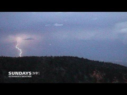 Strangest Weather On Earth: Balls Of Lightning!