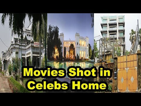 Top 5 Bollywood Films Shot in Celebrity Homes 2018 [Bollywood Cafe]