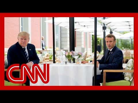 Trump lunches with