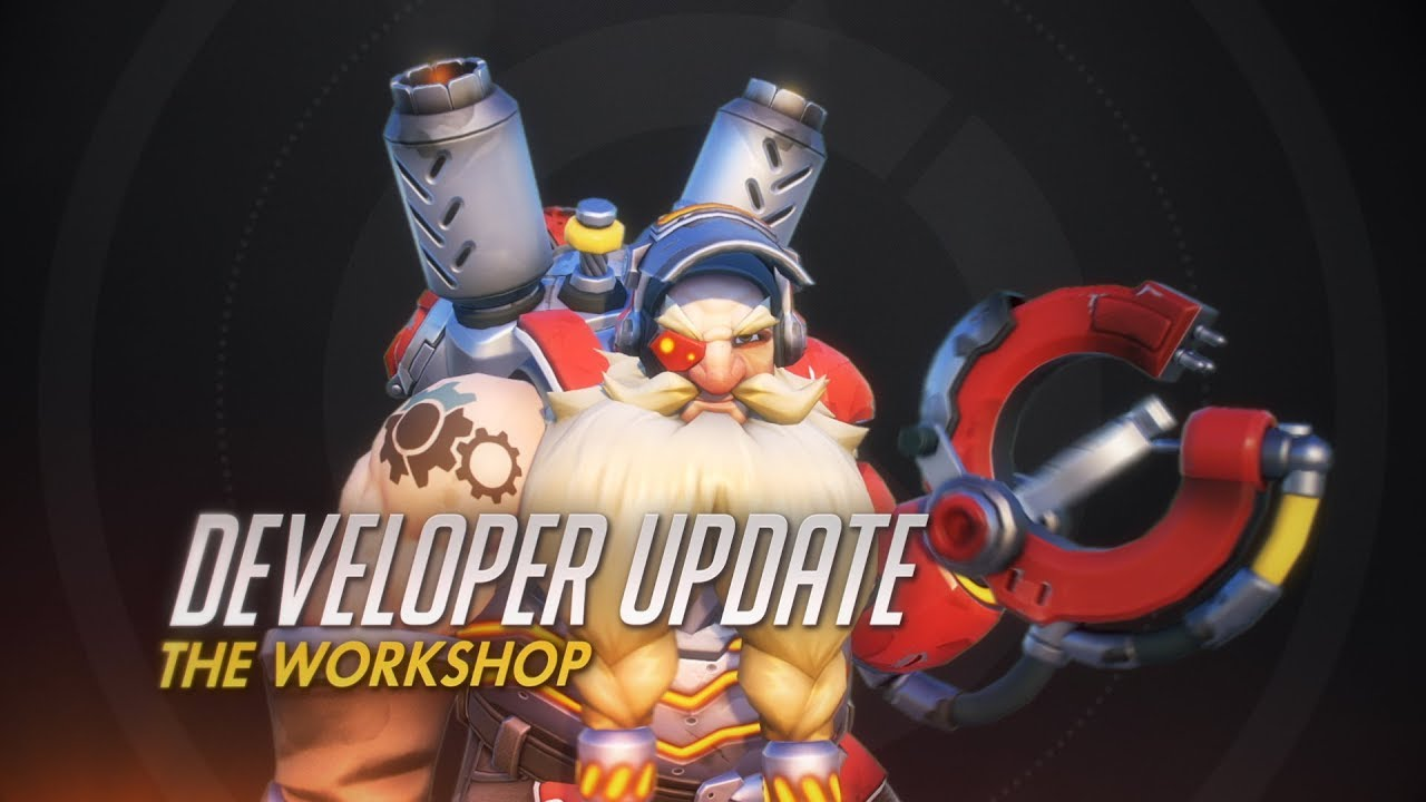 Overwatch adds custom Workshop game modes to the PTR today | Rock