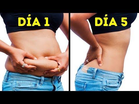 Cómo perdí la grasa abdominal en 7 días: ¡sin dietas ni ejercicio!