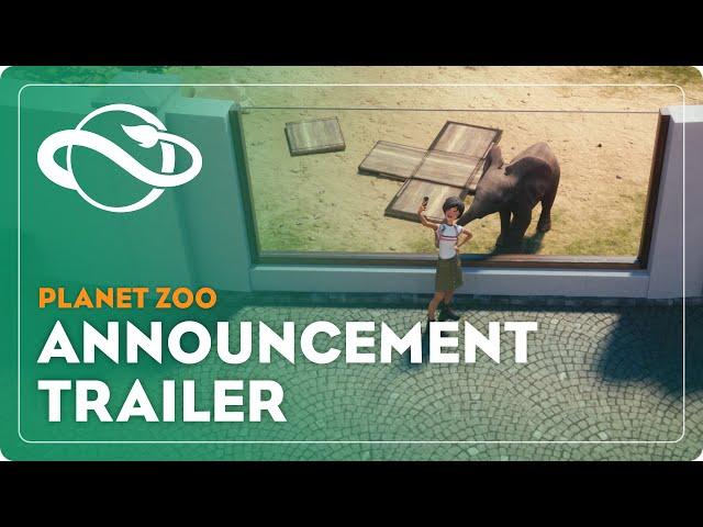 Planet Zoo | Announcement Trailer