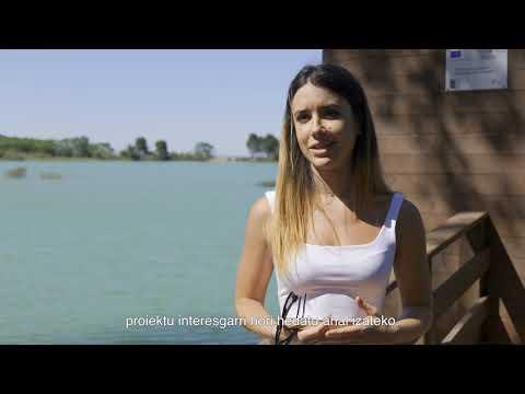 Red Explora Navarra presenta este video en el que se enseña diferentes entornos de la Ribera