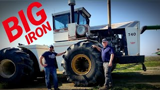 2nd LARGEST Tractor in the World??
