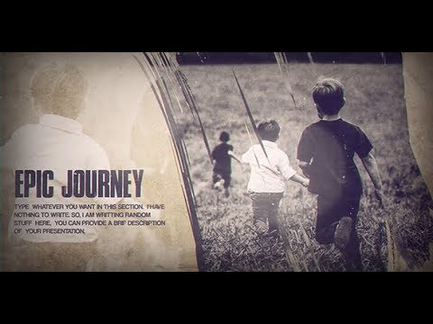 After Effects Template: Vintage Memory