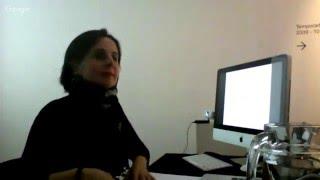 Charla de Teresa Bouza sobre