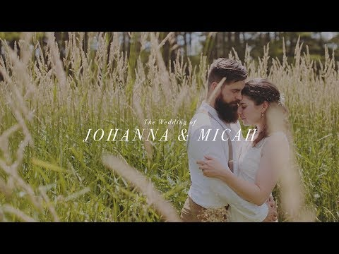 Micah & Johanna | Wedding Short Film | Fredericton, NB