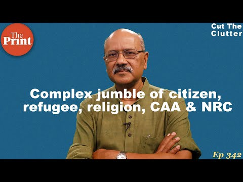 Wading through clutter of CAA, NRC, refugee-citizen why BJP, Cong & AGP are exposed as hypocrites