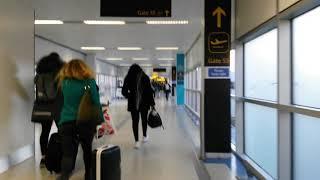 Gatwick Airport North Terminal Departures