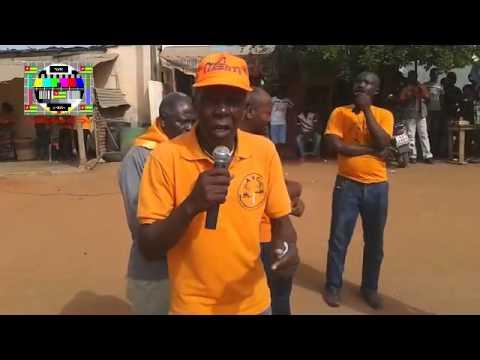 Meeting de campagne à Atigangomé: la mobilisation continue dans les arrondissements de Lomé