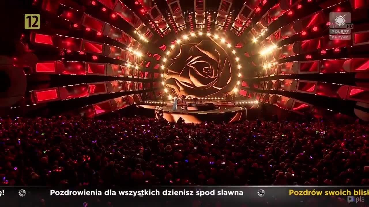 Sylwestrowa Moc Przebojów Sylwia Grzeszczak – Tamta dziewczyna