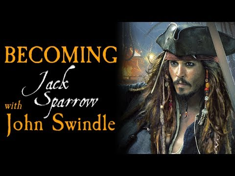 Becoming Jack Sparrow: With John Swindle - Pirates Special