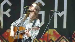 Crystal Fighters - LA Calling - 29.06.2013 Park Live Moscow