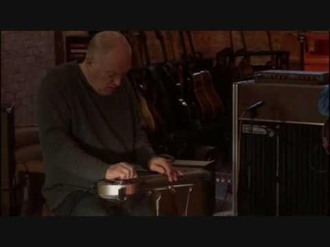 DAVID GILMOUR - BARN JAM 166