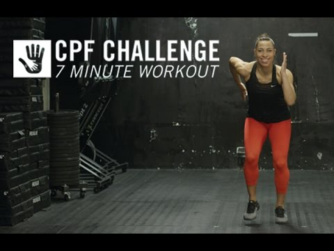 cpf challenge 7 minute workout official trailer 2017 youtube. Black Bedroom Furniture Sets. Home Design Ideas