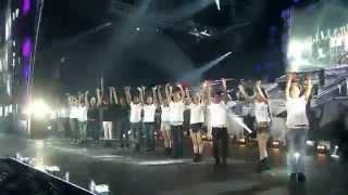 [YOOCHUN] JYJ - Be My Girl + Empty (2013 Concert in Tokyo Dome) [English karaoke sub]