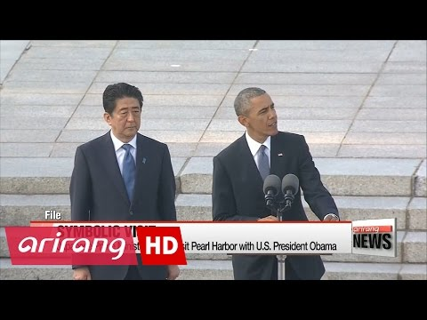 Japanese Prime Minister Abe to visit Pearl Harbor with U.S. President Obama