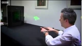 Future Technology - Holographic TV