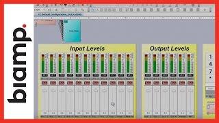 Biamp: How To Configure Nexia Network Options