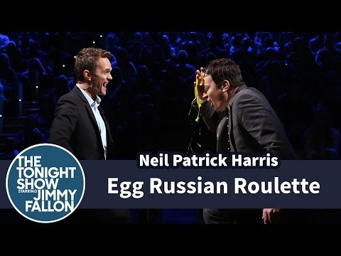 Egg Russian Roulette with Neil Patrick Harris