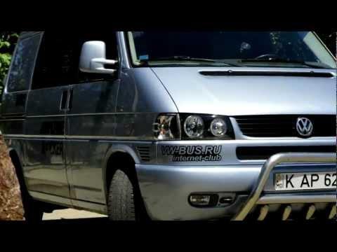 Volkswagen Transporter T4 - Краткий обзор и тест-драйв