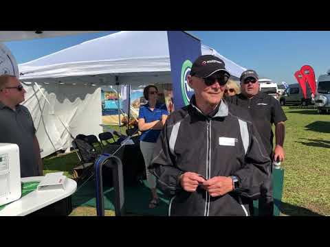 Roadtrek demonstrates WATT the latest Fuel Cell Technology - YouTube