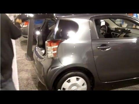 2013 Scion Smart Car Youtube