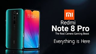 Redmi Note 8 Pro - Everything you Should Know | Real Gaming Camera Beast | Price & Release date 😍