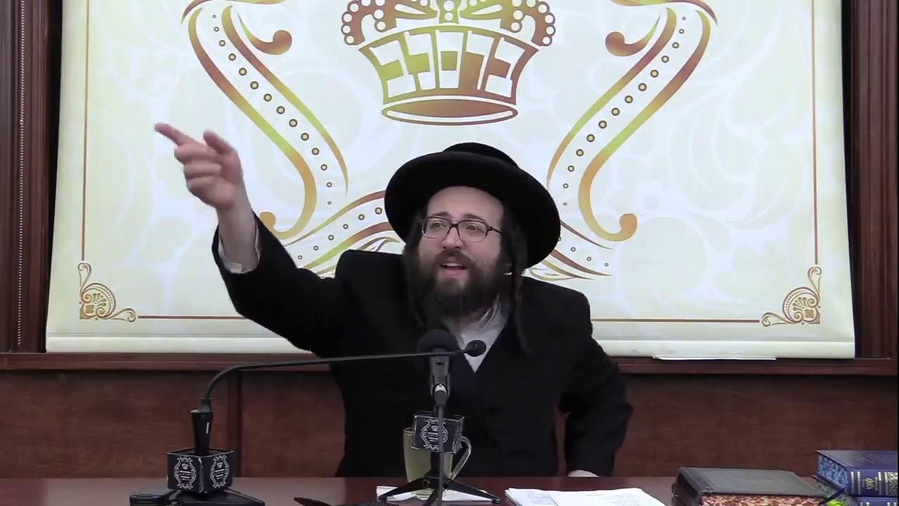ר' יואל ראטה - זיי מכבד טאטע מאמע - ה' וירא תש''פ - R' Yoel Roth