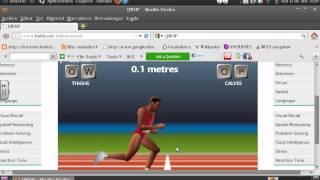 QWOP Episodio 1: Miguelito el atleta sin número