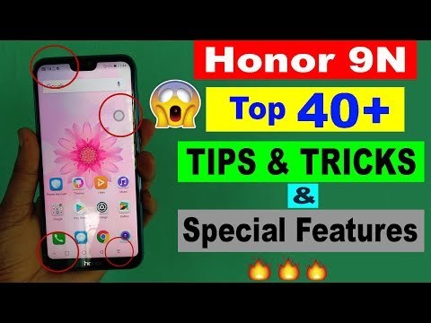 Honor 9N Tips and Tricks | Top 40+ Hidden Special Features in Hindi